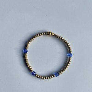 Armband sapphire
