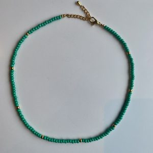 Ketting bright green