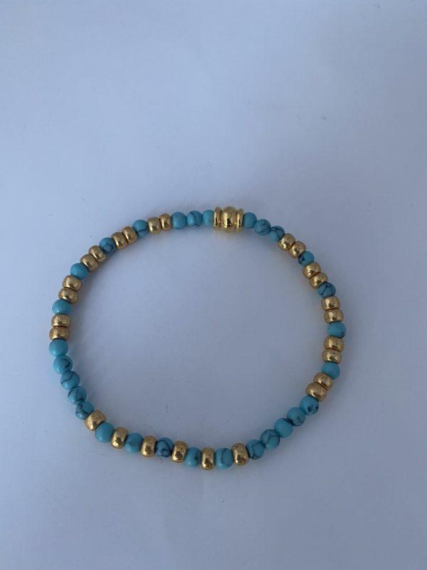 Armband goldy
