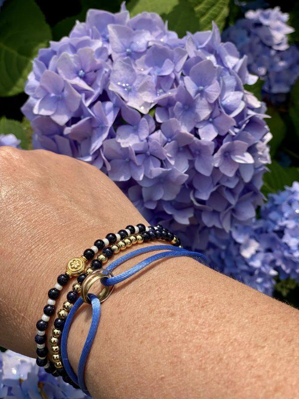 Armband Diamond Blue